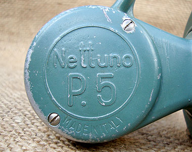 Nettuno P5, MADE IN ITALY